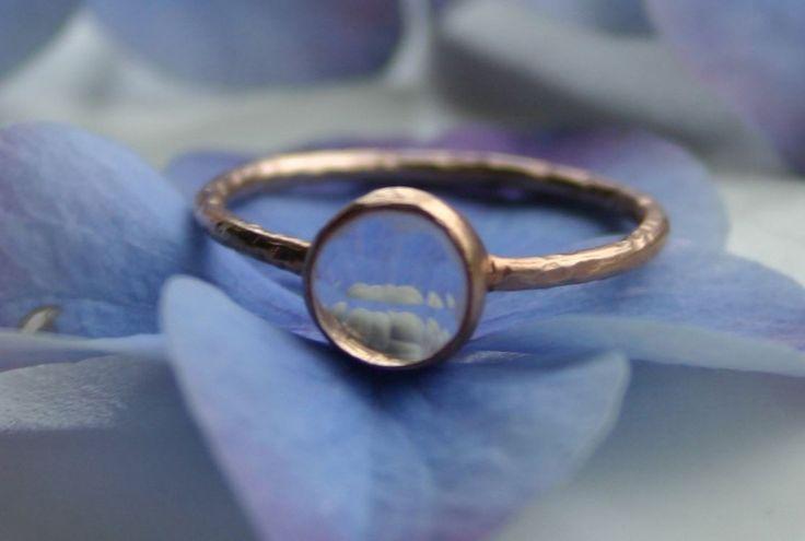 Rosegold Dream Ring - HeidisHoff.no