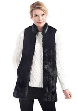 Shop for womens coats, womens full-length coats, womens faux fur coats, womens hooded coats, knee-length coats, couture coats at Donna Salyers' Fabulous-Furs.