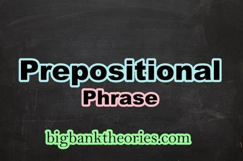 Sebuah prepositional phrase adalah kelompok kata yang diawali dengan Preposition dan diakhiri dengan object of preposition yang berupa noun, pronoun, gerund atau clause. Tentunya kamu masih ingat y…