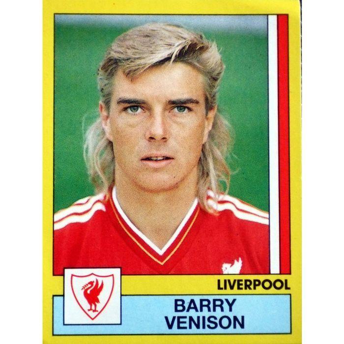 126 Barry Venison Liverpool - Panini Football 87 | Cromos ...