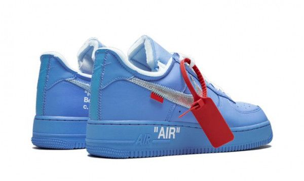 Air Force 1 Low Off White Mca Blue Baby Blue Nike Nike Shoes Air Force Nike Air Nike Air Force