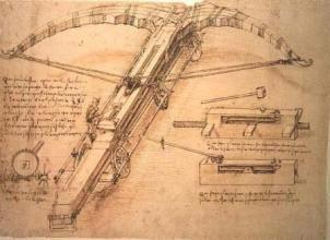 Da Vinci Çizimleri, Da Vinci Tasarımları