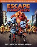 Escape from Planet Earth [4 Discs] [Includes Digital Copy] [UltraViolet] [3D] [Blu-ray/DVD] [Blu-ray/Blu-ray 3D/DVD] [English] [2013], ZBD24749