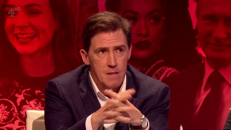When Rob Brydon was trying to steal Jimmy Carr's host role at the Big Fat Quiz of 2015 #humor #funny #lol #comedy #chiste #fun #chistes #meme