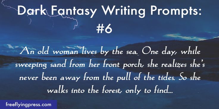 Basics for writing a fantasy story