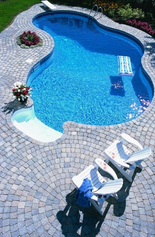 Modern Swimming Pool Ideas 2014