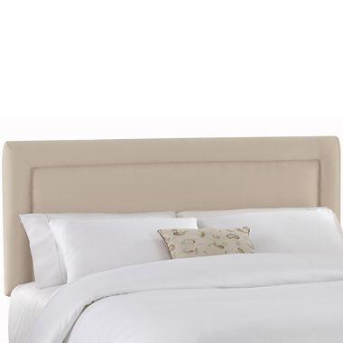In This Sort Of Oatmeal Linen Color Custom Laurel Ii Headboards Jcpenney