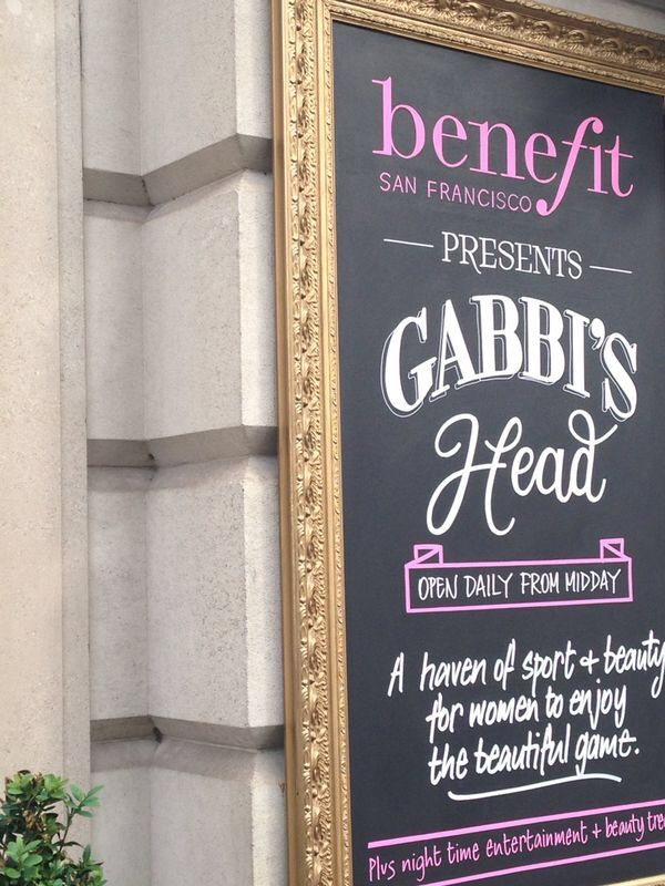 Open everyday from 12pm! #gabbishead