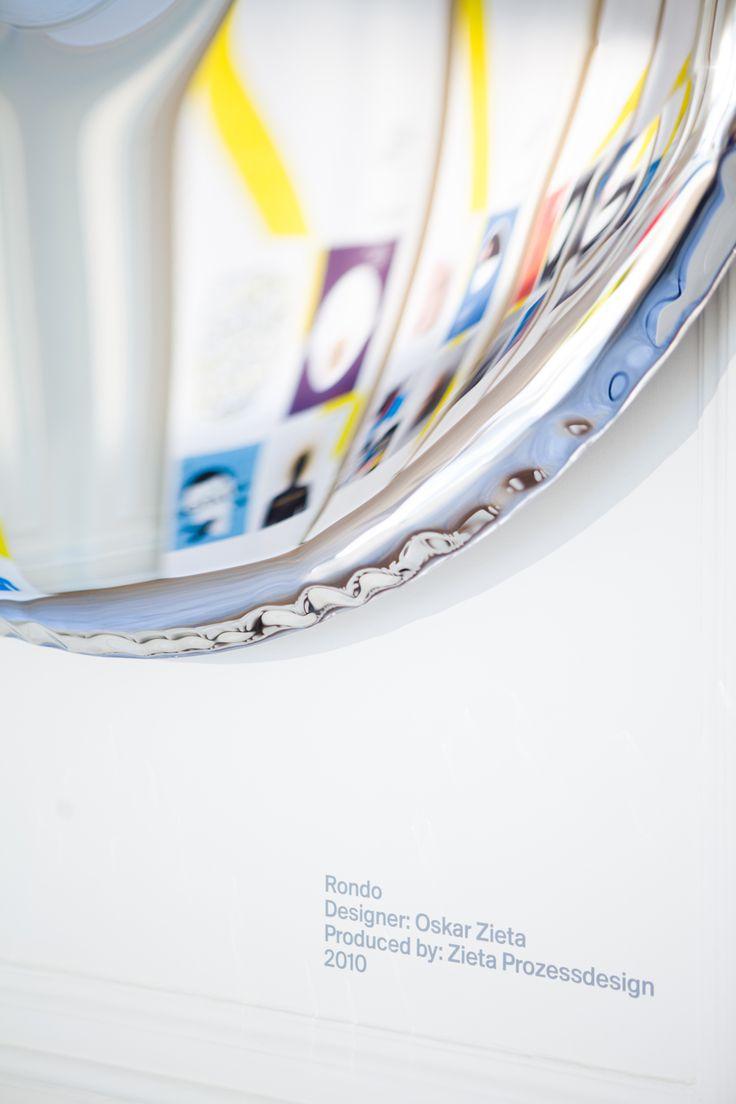 RONDO MIRROR PRODUCT CARD: http://zieta.pl/grafika/sales_kit/Rondo.pdf  LDF 2013 - Young Creative Poland. RONDO mirror: https://shop.zieta.pl/en,p,,17,rondo_inox_mirror.html