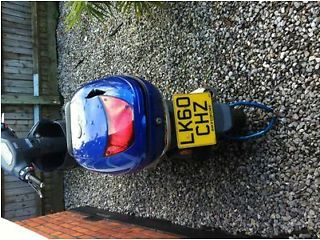 MOPED FOR SALE NO LOG BOOK £300 60PLATE - http://motorcyclesforsalex.com/moped-for-sale-no-log-book-300-60plate/