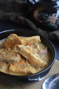 Diah Didi's Kitchen: Opor Tahu Tempe