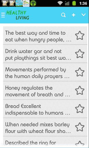 Health Tips App is your guide for everything related to health and wellness. This App covers basic information about general health & wellbeing, skin care tips and hair care tips.<br>- - - - - - - - - - - - - - - -<br>Health Tips App features:<br>Health & Wellness Tips:<br>1. Diet Tips – Comprehensive information on some of the most popular and effective diets – GM diet, Dash diet, Bland diet, ABC diet, ADA diet, 1000 Calories diet and so many more<br>2. Healthy Food – The foods you should…