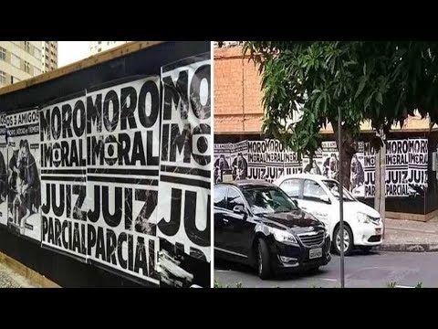 Belo Horizonte acorda denunciando: MORO IMORAL, JUIZ PARCIAL! INFODIGIT ...
