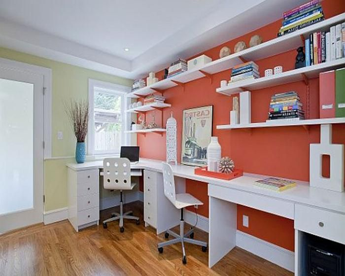 Image of: Color Schemes For Home Office For Home Office Colors Of Color Schemes Fresh Paint To Create Working Home Office Colors Fresh Ideas Paint