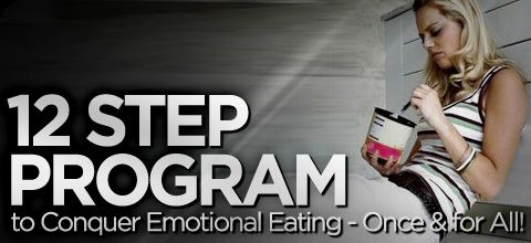 Great article about how to conquer emotional eating once and for all!