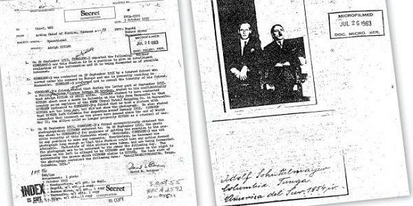 Ο Χίτλερ το 1955 ήταν ζωντανός και έμενε στη Λατινική Αμερική!