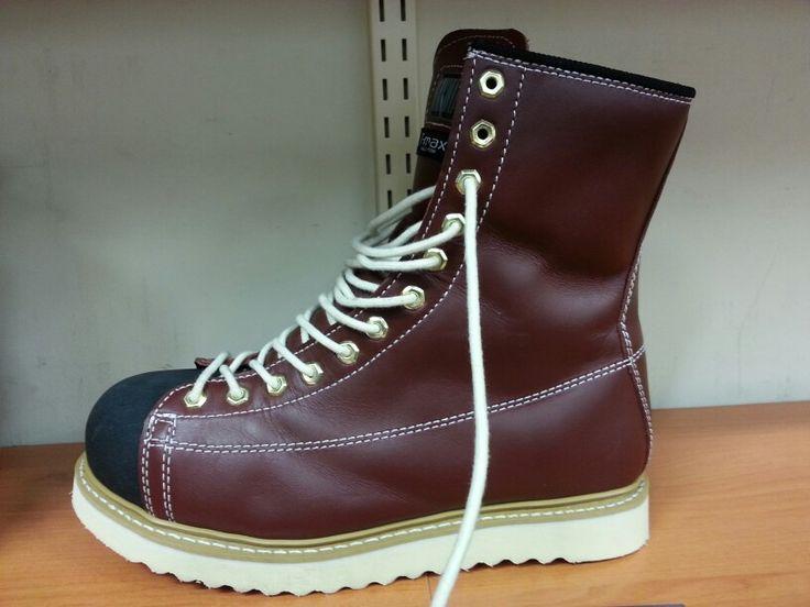 Terra ironworker boots