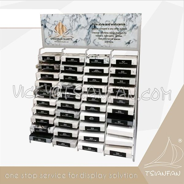 Metal Stone Rack for Quartz Stone Marble Stone
