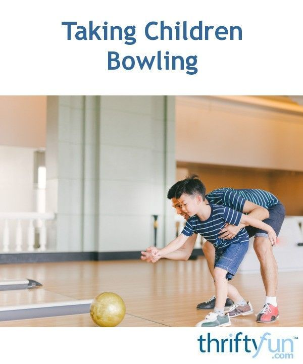 Taking Children Bowling Bowling Weight Ball Activities For Kids