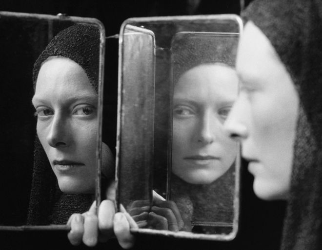 Tilda Swinton photographer Fabio Lovino