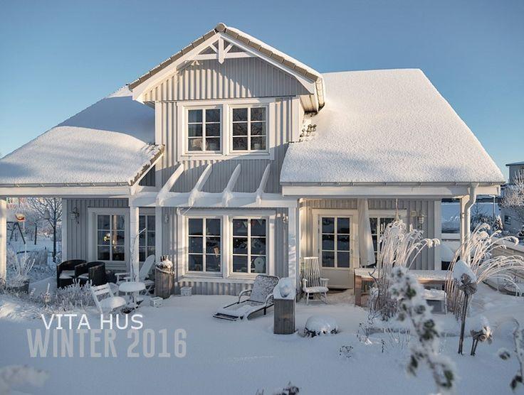 Die besten 25 schwedenhaus fertighaus ideen auf pinterest for Skandinavisches holzhaus fertighaus