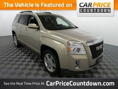 2011 GMC Terrain SLT-1 Evaluation - Used Autos for Sale Ohio at Car Price Countdown