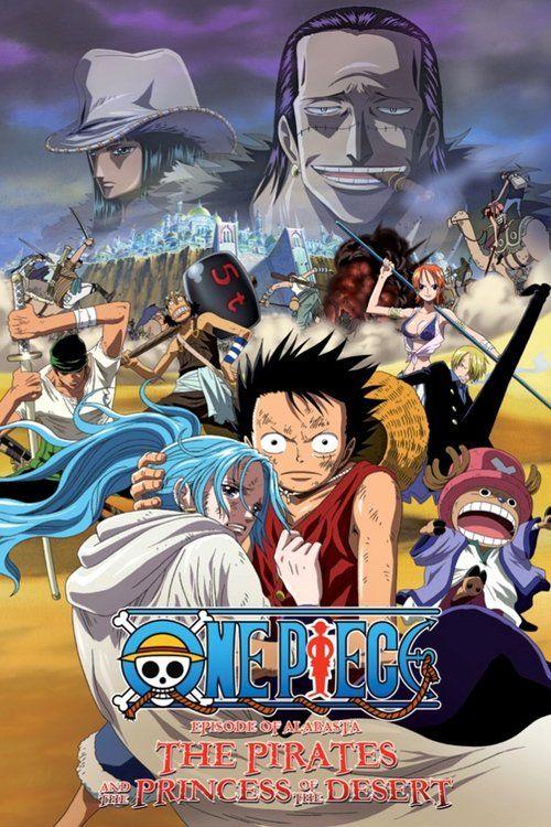 One Piece: The Desert Princess and the Pirates: Adventure in Alabasta 【 FuII • Movie • Streaming