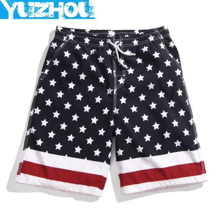 Yuzhou beach shorts men swimwear bermudas swimming trunks sungas moda zwembroek heren running shorts male swimwear joggers mens
