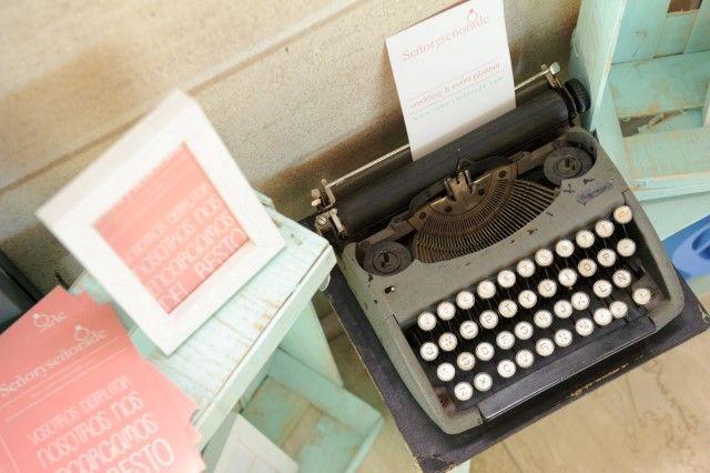 Wedding corner//. Foto: Estudionce Organización: Señor y señora de #bodassrysrade www.señoryseñorade.com