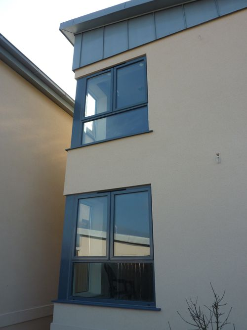 New Aluminium Windows