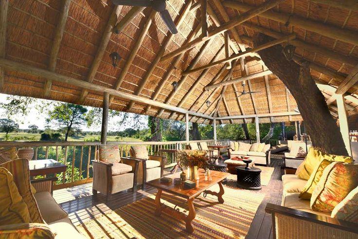 Selati Camp Deck View
