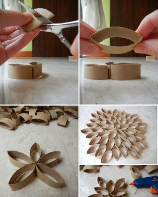 Κάνε Το Μόνος - DIY: 40 πρωτότυπες ιδέες για κατασκευές από χαρτί τουαλέτας
