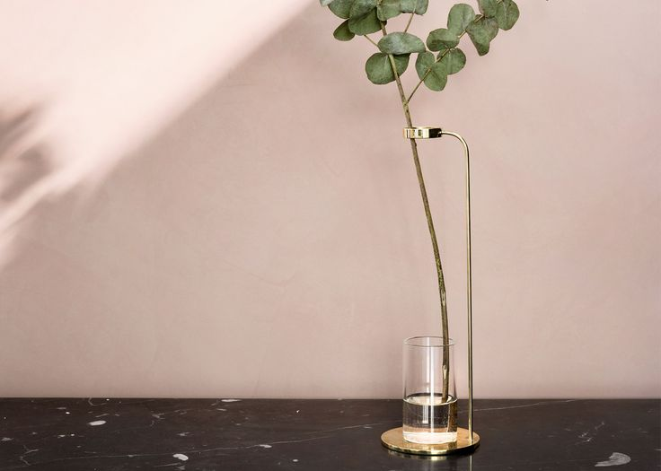 Danish creative studio Dubokk's set of laboratory-style vases also feature in…