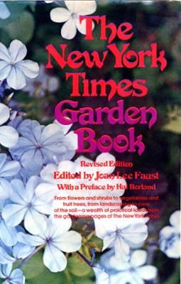 the new york times garden book revised by joan lee faust click to start - New York Times Home And Garden
