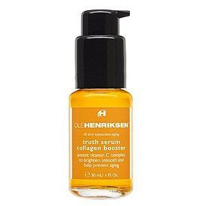 ole henriksen truth serum. worth every penny. a little goes a long way.