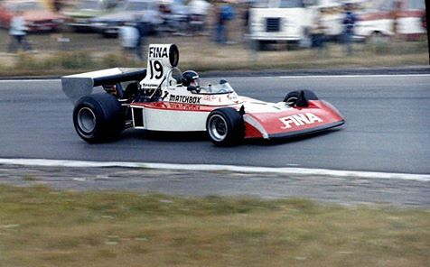 HELMUTH KOINIGG  Here he is with Surtees TS16 at the 1974 Canadian GP