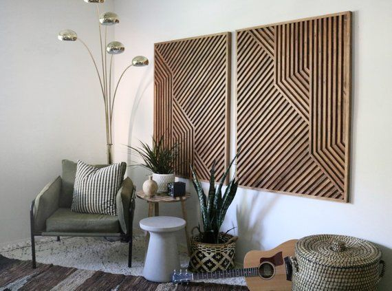 Wood Art, Wood Wall Art, Geometric Wood Art, Geometric Wall Art, Reclaimed Wood Art, Modern Wood Art, Modern Wall Art, Geometric Art
