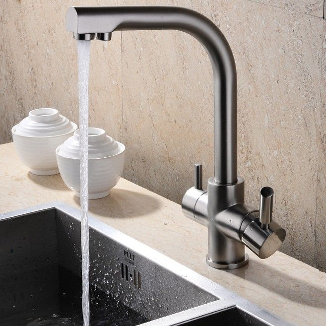 Brewst Faucet Collection Features A Streamline Contemporary Styling With  The Straight Lever Handle. Crafted For