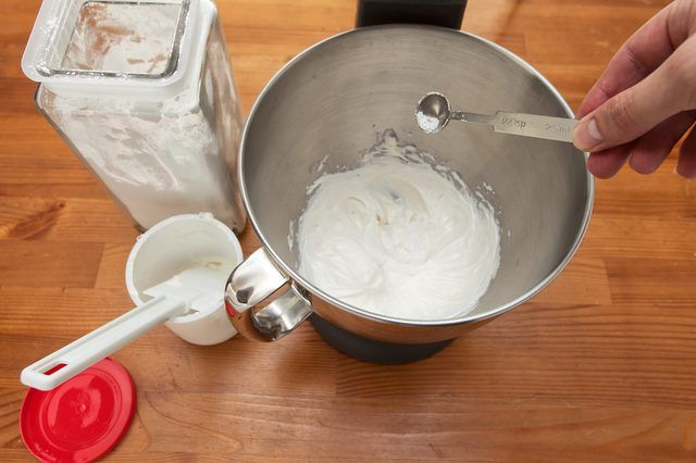 While store-bought frosting trumps homemade concoctions in convenience, the taste, consistency or color of the canned version may leave you wanting more. With a tweak or two, you might be able to pass off the store-bought version as something that rivals a homemade recipe. Improving Consistency Spoon the store bought frosting in a mixing bowl. …