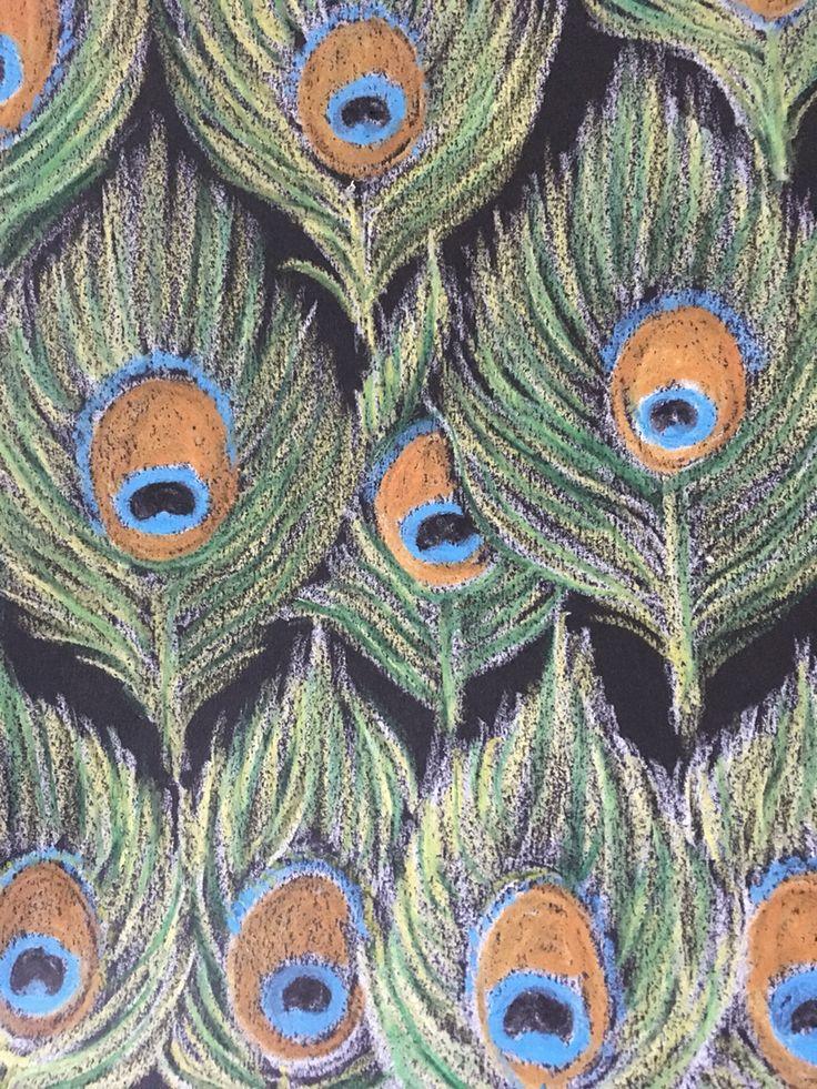 Piume di pavone