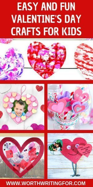 Valentine S Day Crafts For Kids Kid Activities And Crafts