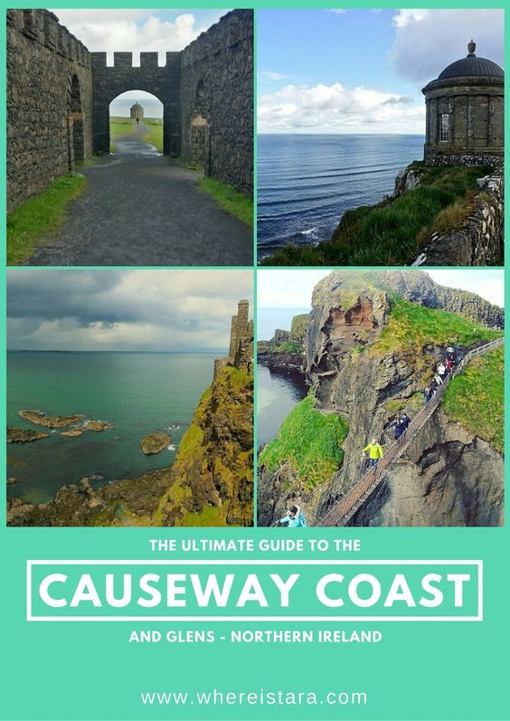 Everything you need to know about visiting the Causeway Coast and Glens in Northern Ireland. Including the TRUTH about the Giant's Causeway.
