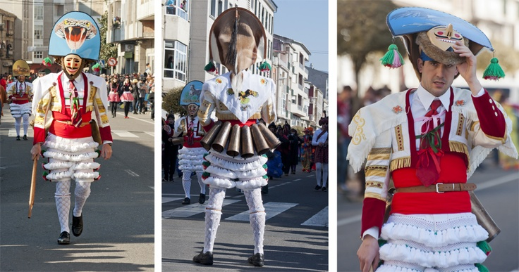 Carnival in Verin (Spain)