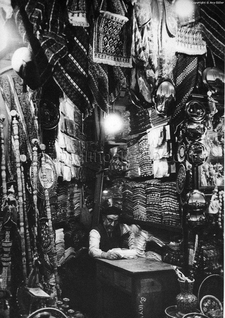Ara Güler, great Turkish photographer