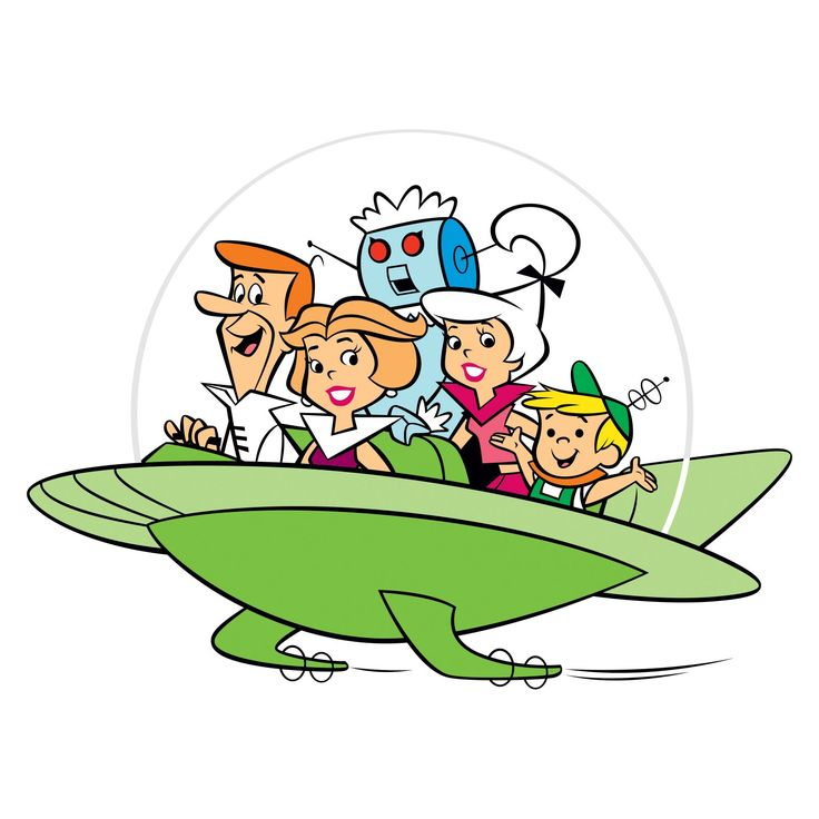 The Jetsons' Flying Car, The Jetsons (1962)