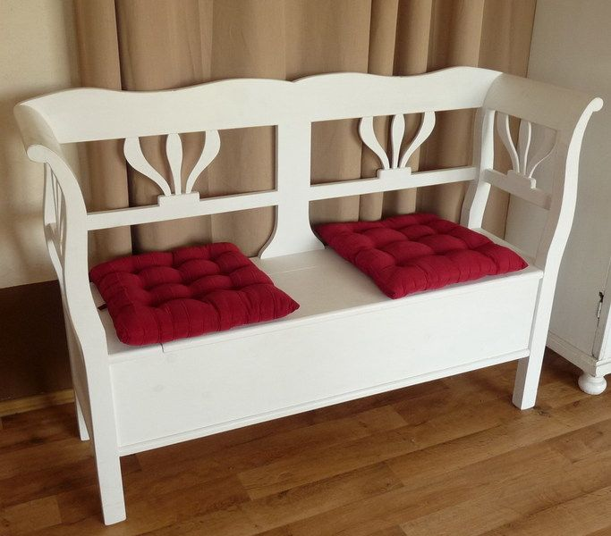 17 best ideas about sitzbank wei on pinterest. Black Bedroom Furniture Sets. Home Design Ideas