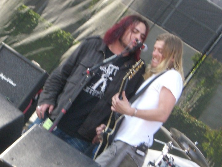 puddle of mudd meet the band
