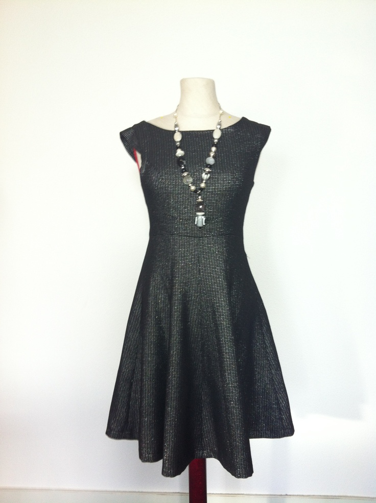 A-line The Fabienne! Pretty for every woman! And the perfect fit! www.anyblackdress.com Prices start at Euro 295
