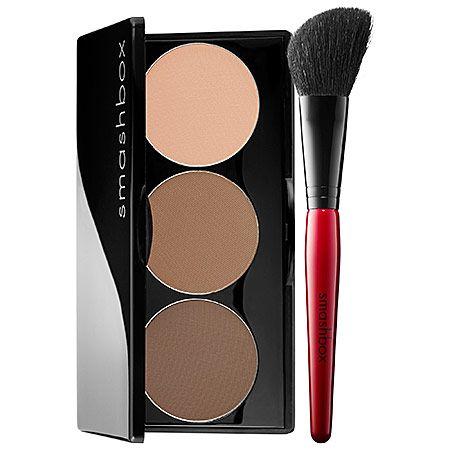 SMASHBOX Step-By-Step Contour Kit  #ContouringMagic #Sephora #Contour #MakeoversBySephora