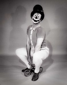 Pepito the Spanish Clown